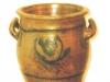 Duitse pot 1e helft 19e eeuw.