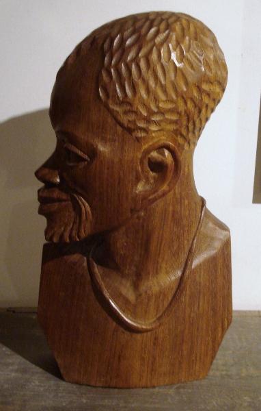 afrikaanse sculpturen