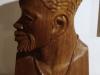 Afrikaanse buste.