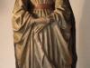 Magaretha,plaster sculptuur, 58 cm hoog.