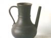 Afghaans gietijzeren koffiekan. 19e eeuw.