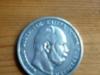 kaiser-Wilhelm, zilveren munt.