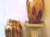 Stel glazen vazen ( België )
